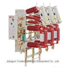 Interruptor de puesta a tierra 24kv Interruptor de carga de vacío AC-HV interior-Yfzn-24D