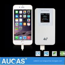 Cuatro fe 3g wifi router dual sim tarjeta inalámbrica