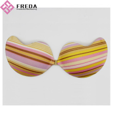 Double Padded Push Up Bra Strapless