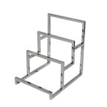 10 mm quadratisches Solid Bar Wallet Display Rack
