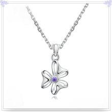 Fashion Jewellery Crystal Jewelry 925 Sterling Silver Jewelry (NC0034)