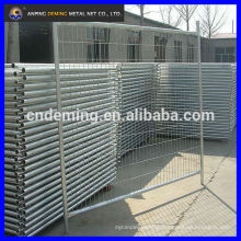 civil project and construction Temporary fence