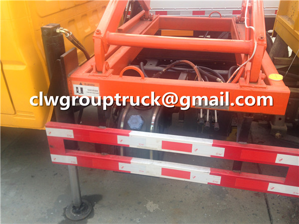 High Lifting Platform Truck Specific