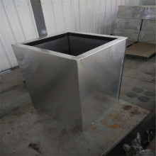Tinggi Square Stainless Steel Pot