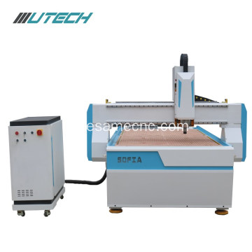 PVC Engraving CNC Router with 7.5 KW Spindle