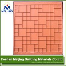 moules pour pavés pour la matière première de construction de mosaïque de verre
