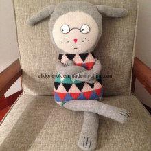 Fabrik Supply Knit Pullover Stoff Baby Handgefertigte Spielzeug