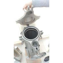 Stainless Steel Industrial PP Bag Filter Houising