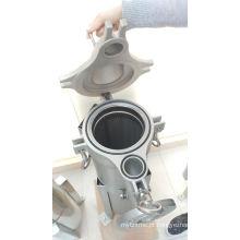 Aço Inoxidável Industrial PP saco de filtro Houising