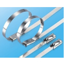 Кабельная стяжка из нержавеющей стали (кабельная стяжка из нержавеющей стали, металлическая кабельная стяжка)