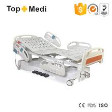 Topmedi Hospital 7 Función Central Locking Electric Cama Eléctrica