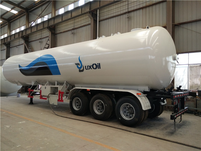 Bulk LPG Delivery Trailers