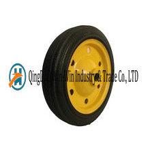 Ruedas de goma planas libres durables de 12 pulgadas para los vehículos de cargo