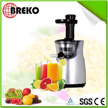 2015 Newest stainless steel slow speed screw type juicer
