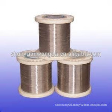 Pt100 platinum wire coated/Resistance thermometers