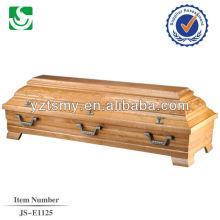 boîte de cercueil solide osk vente chaude