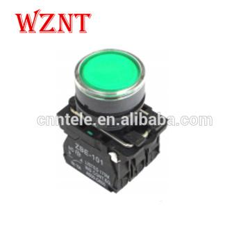LA37-B5W XB5 Водонепроницаемого типа с кнопкой подсветки