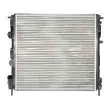 Radiadores de coche Núcleo de radiador de aluminio y plástico para Renault