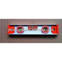 Niveau d'essorage en aluminium HD-90D-M, aimant