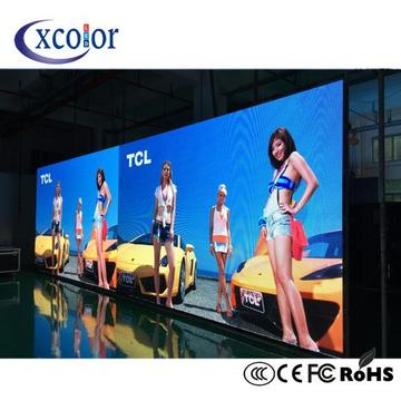 Quick-delivery Indoor Big TV Advertising P4 Led Screen
