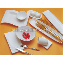 hot fine white porcelain oven safe hotel cookware set,dinnerware
