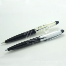 Bling Fine Silber Metall Kugelschreiber für kostbares Geschenk