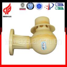 Toutes sortes de buse de pulvérisation, buse de pulvérisation ABS utilisée dans la tour de refroidissement d'eau