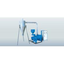 Plastic flour mill machine