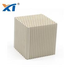 heater thermal storage RTO/RCO cordierite honeycomb ceramic filter