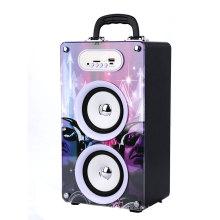 HI FI Aktivlautsprecher Lautsprechersystem / Manual Portable Speaker