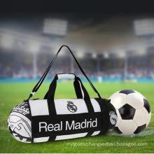 Folding Travel Bag with Basketball Shape