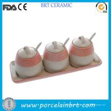 Set de canette de sucre café thé pratique avec cuillère