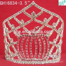 Прекрасный бриллиант Корона праздник участник тиара