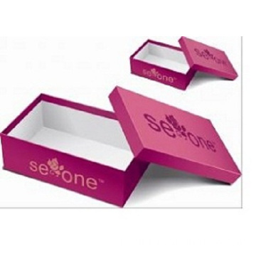 Trade Assurance Custom Top e Bottom Paper Box