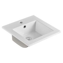 fregadero del lavabo del gabinete de cerámica
