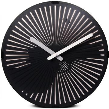 Moving Wall Clock- A Gun