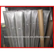 Pantallas de alambre tejido