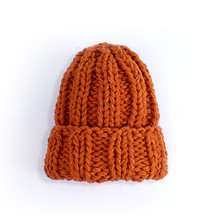 Winter warm shag hat knit hat ear cap