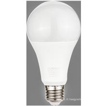 Ampoule LED d'éclairage PC en aluminium 15W