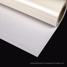 película de vinil reflexiva de alta temperatura reflexiva de prata