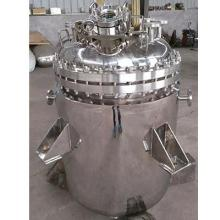reactor de acero inoxidable