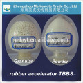 accelerator TBBS (95-31-8) for rubber chemicals importers in India