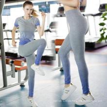 Mujer Deporte y salud Yoga Pantalones Leggings Correr Excursionismo