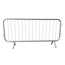 Amazon Ebay′s Choice Powder Coated or Galvanized Portable Pedestrian Crowd Control Barrier (CCB)