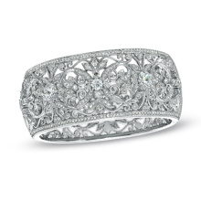 925 joyería de plata de las pulseras de los brazaletes con CZ para la joyería de la boda