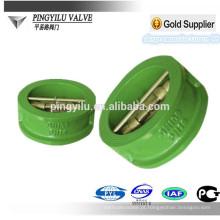 Grey ferro fundido aço balanço válvula de verificação 6 polegadas china fabricante