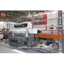 Fabrication d'alimentation machine taillante verre / Mirro verre polisseuse