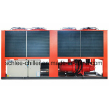 Commercial for Air Conditioning Air Cooled Screw Chiller with Double Compressors