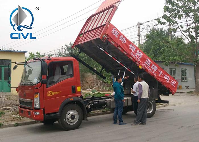 4x2 Light Dump Truck 2