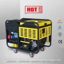 air cooled small portable diesel generator 12kw 15kva